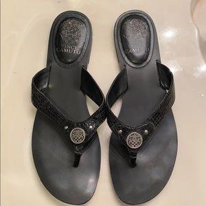 Black Vince Camuto size 9 sandals
